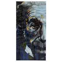 Einstein It's All Relative | Canvas | Art by Type | Art | Z Gallerie