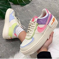 Nike W AF1 Shadow SE  Low top sports casual shoes