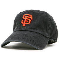 San Francisco Giants Women's Cleanup Adjustable Cap by '47 Brand