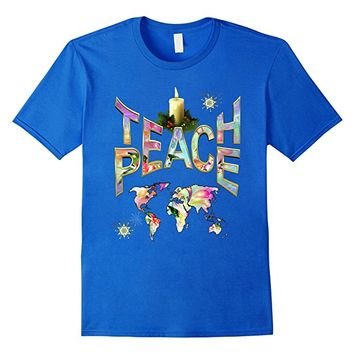 Teach Peace at All Times - Nadine May