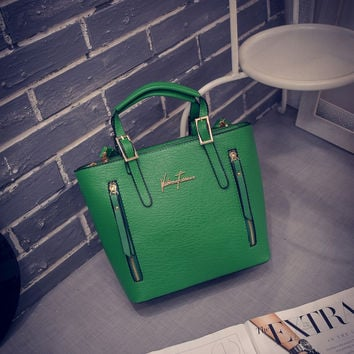 Winter Vintage Fashion One Shoulder Bags [6583261383]