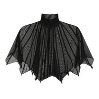 Necessary Evil Medeina Bat Wing Gothic Cape | Attitude Clothing