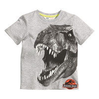 H&M - T-shirt with Printed Design -