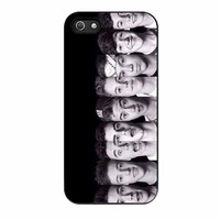 Magcon Boys Personil Black And White iPhone 5 Case