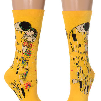 The Kiss by Klimt Socks
