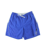 Nike Mens Big & Tall Water Resistant Contrast Trim Board Shorts