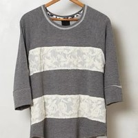 Lace Corridors Sweatshirt - Anthropologie.com