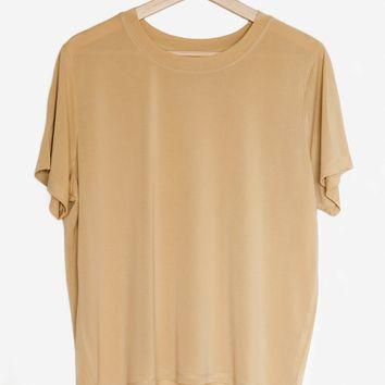 Relaxed Basic Tee