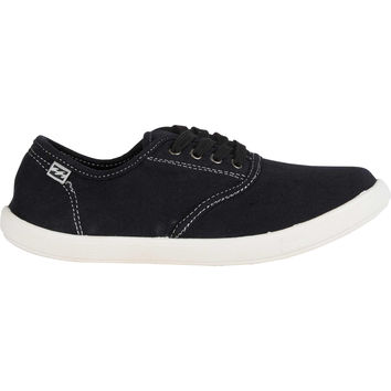 Billabong - Addy Lace Up Shoes | Off Black