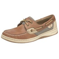 Sperry Top-Sider Women`s Bluefish 2-Eye Plaid Boat Shoe: Shoes