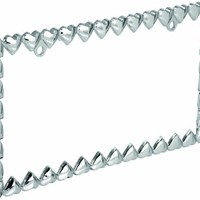Bell Automotive 22-1-46099-8 Hearts License Plate Frame