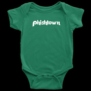 Phishtown Philly Infant Bodysuit
