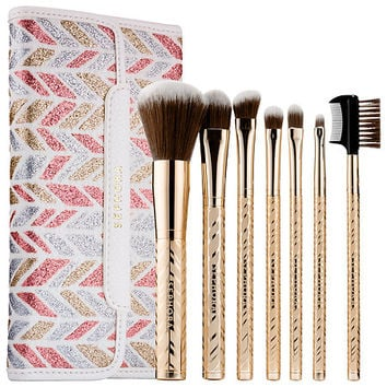 Sparkle & Shine Antibacterial Brush Set - SEPHORA COLLECTION | Sephora