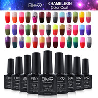 Elite99 Nail Gel Polish Mood Thermal Color Changing Polish Nail Gel Varnish Chameleon Temperature Color Change Gel Lacuqer