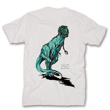 Welcome Featherless T-Shirt - White