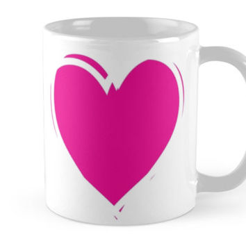Heart Pink by mccdesign