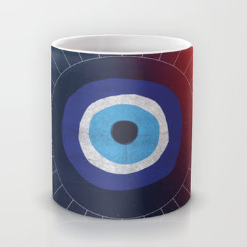 Evil Eye Mug by DuckyB (Brandi)