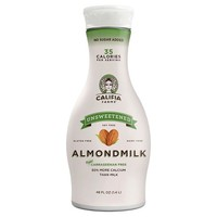 Califia Farms Unsweetened Pure Almond Milk - 48 fl oz
