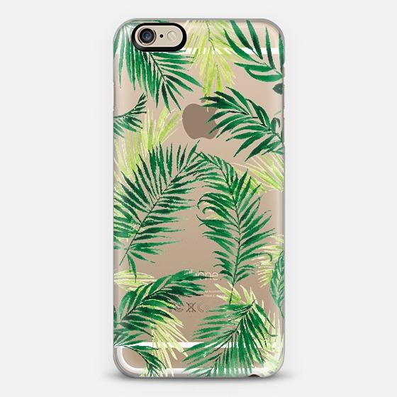 Under The Palm Trees Iphone 6 Case By From Casetify Iphone 6
