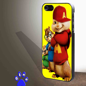 Alvin and The Chipmunks for iphone 4/4s/5/5s/5c/6/6+, Samsung S3/S4/S5/S6, iPad 2/3/4/Air/Mini, iPod 4/5, Samsung Note 3/4 Case **