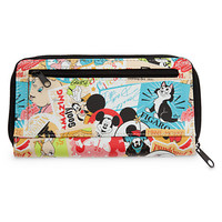 Classic Collage Disney Parks Wallet | Disney Store