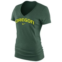 Nike Oregon Ducks Arch Tee - Women's, Size: