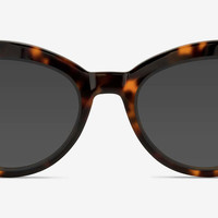 Velour | Tortoise | Women Acetate Sunglasses | EyeBuyDirect