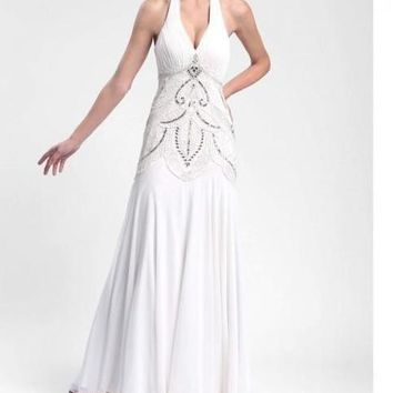 Sue Wong Sexy Evening Gown Formal Dress Prom