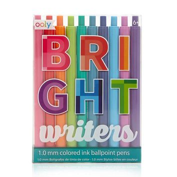 OOLY Bright Writers Pen Set
