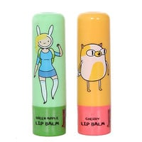Adventure Time Fionna & Cake Lip Balm 2 Pack | Hot Topic