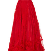 Sweetheart Scallop Swirls Gown | Moda Operandi