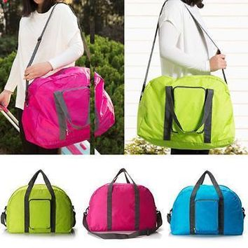 luggage Bags Duffle s Gym Sports Tote Light weight folding