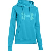 Under Armour Women's Pulse Storm Big Logo Hoodie - Dick's Sporting Goods