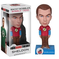 Big Bang Theory Sheldon Bobblehead  - Whimsical & Unique Gift Ideas for the Coolest Gift Givers