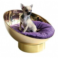 Modern Pet Bed in Bubble Style by B.Pet