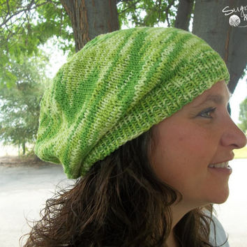 Slouchy Beanie- Custom Order Color