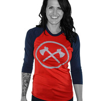 DEFEND BASEBALL TEE - OLAN ROGERS