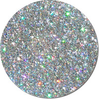 Fine Glitter Cosmetic Holographic (jar): Star Struck Silver