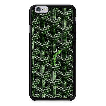 Goyard Green iPhone 6/6S Case