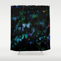 Welcome to the Jungle Shower Curtain by nicklasgustafsson