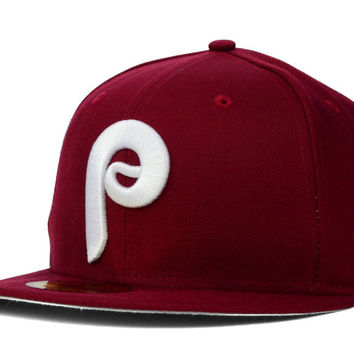 Philadelphia Phillies MLB Cooperstown 59FIFTY Cap