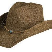 Cov-Ver Twisted Toyo Cowboy Hat
