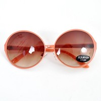 Peachy Shades
