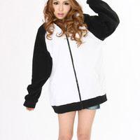 Kigurumi Shop | Panda Kigurumi Hoodie - Animal Costumes & Pajamas by Sazac
