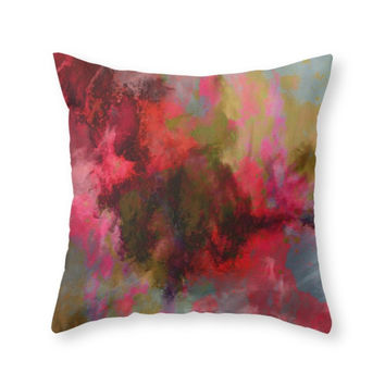 Society6 It ll Be Too Lat Throw Pillow