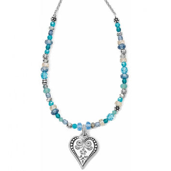 Brighton Ophelia Jewels Necklace in Blue