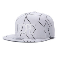 White DOPE Hip-hop Baseball Cap Hat