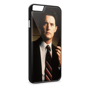 diane twin peaks agent cooper for iPhone 6 Plus Case