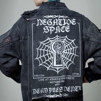 Negative Space Jacket