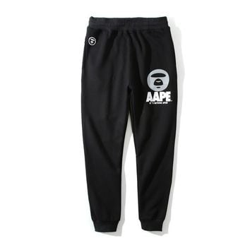 "AUGUAU AAPE By A Bathing Ape ""SomeWhere In The AAPE Universe"" J Reg Pants"